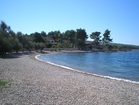 Pebble beach 800 m from luxury stone villa on Brac away - Perfect for children!