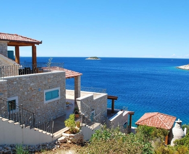 Apartments by the sea, Korcula - a true Mediterranean stone house - a paradise on the island of Korcula.