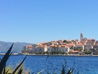 Beautiful Korcula town is just 45 driving minutes away.
