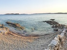 Pebble beach which is located right under your doorstep - 4 bedroom beachfront house in Orebic, Croatia