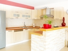 LUX apartment on Korcula Island - fully equipped kitchen of the smaller apartment
