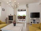 Lux 3-bedroom villa - after a day on the beach you can relax in the living room