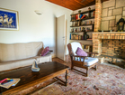 Traditional style orientated living room - 4 bedroom beachfront house in Orebic, Croatia