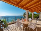 Lux villa by the sea - the Adriatic sea is so close that you could almost touch it